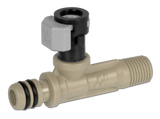 VersaDial™ PC1 All Composite Quick-Connect Single Hose Barb