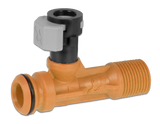 VersaDial™ PC2 All Composite Quick-Connect Single Hose Barb