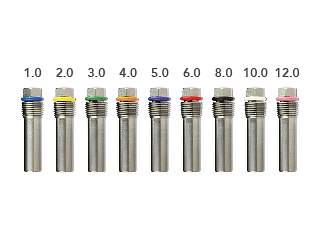 Switchblade™ Zero Degree Nozzle Pills