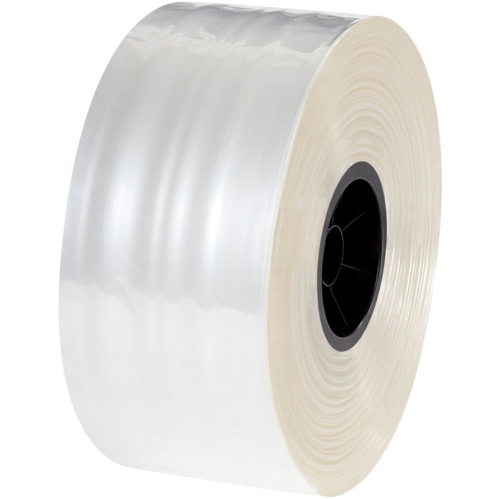 "20 x 3 x 72"" Gusseted Poly Bag, 195 Per Roll"