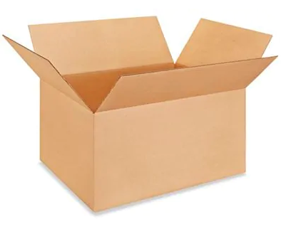 "24 x 12 x 12"" Corrugated Boxes, 25 Per Bundle"