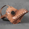 Steampunk Plague Doctor Bird Beak Dress Up Props