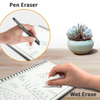 EcoSave - Smart Reusable Erasable Notebook (SAVE TREES)