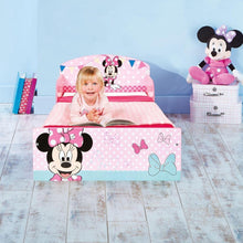 Afbeelding in Gallery-weergave laden, Worlds Apart Minnie Mouse - Juniorbed - Roze