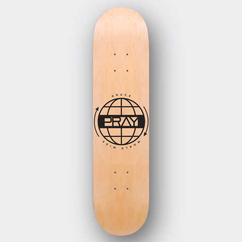 Grace World Wide Deck Wood