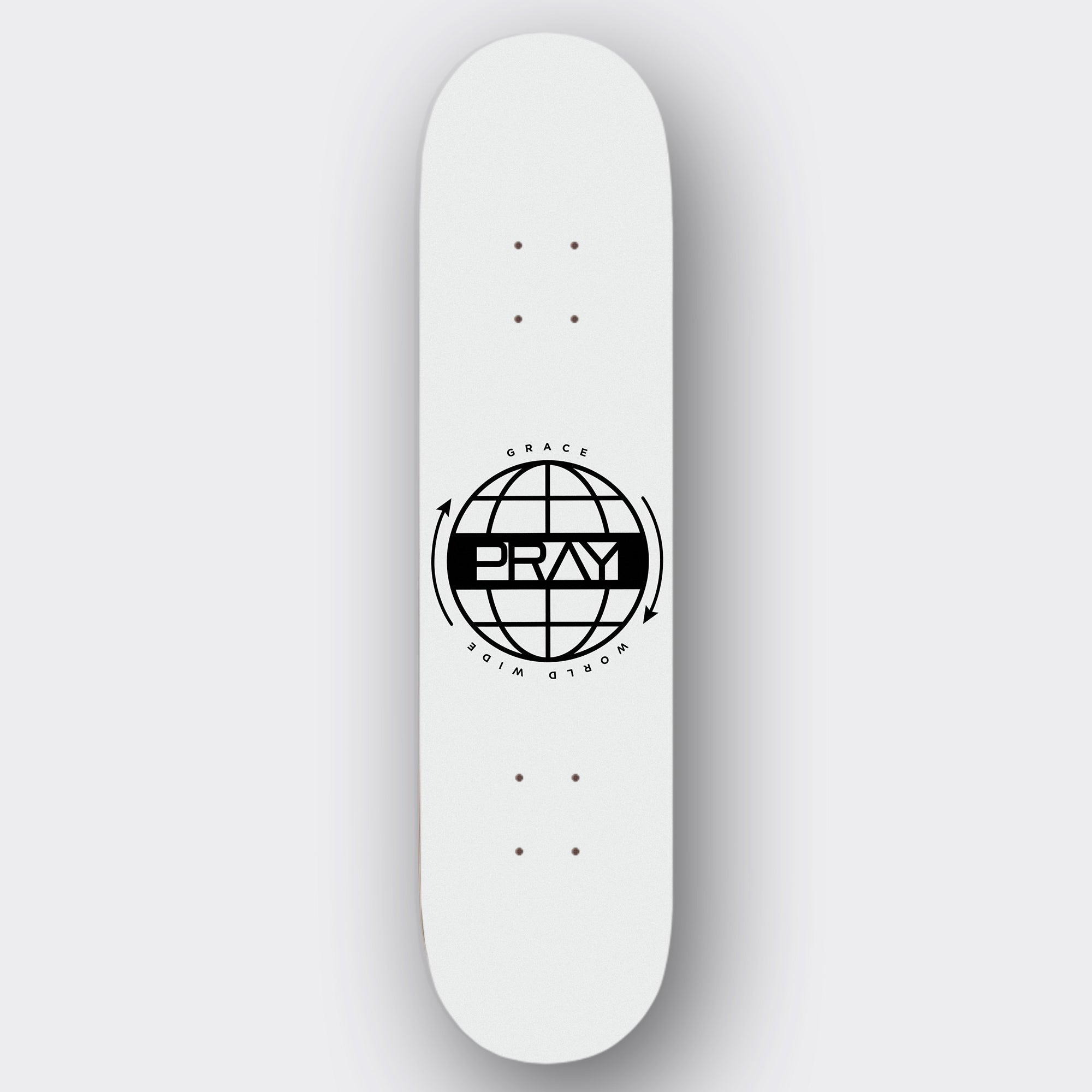 Grace World Wide Deck White
