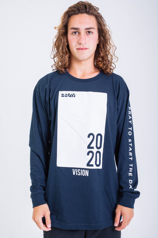 2020 Vision Long Sleeve Tee