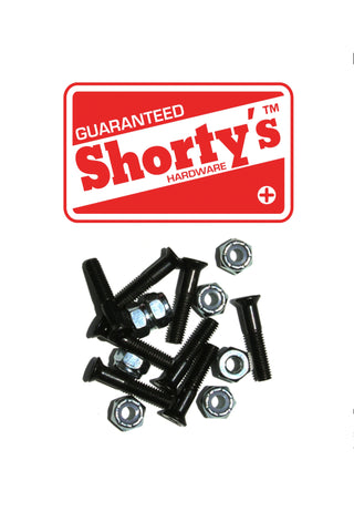 Shorty's Original 1-inch Hardware