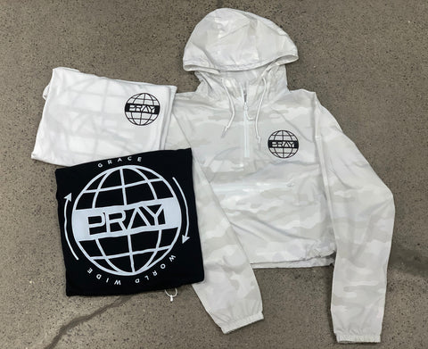 Grace World Wide (windbreaker +2 tees)