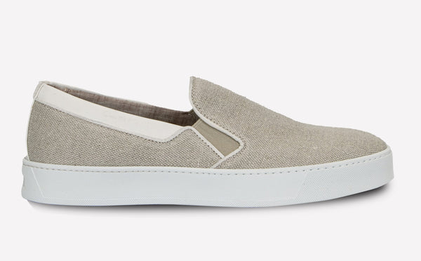 ECOLOGICAL SLIP-ON NATURAL COLOR