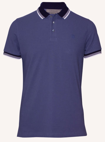 Mens casual polo shirt