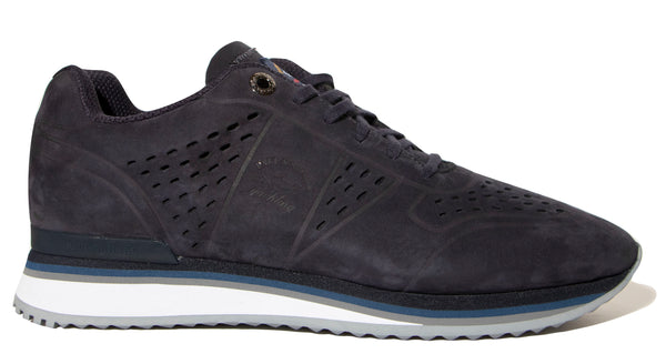 SUEDE LEATHER SPORT SNEAKERS