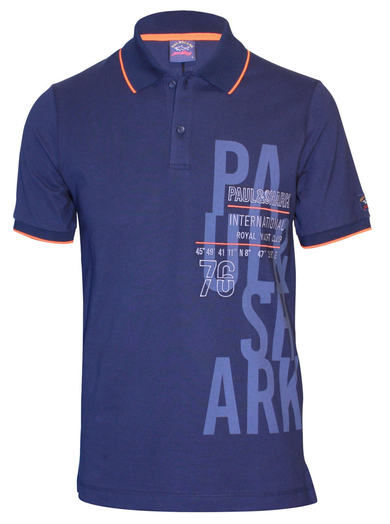 POLO SHIRT WITH DESIGN