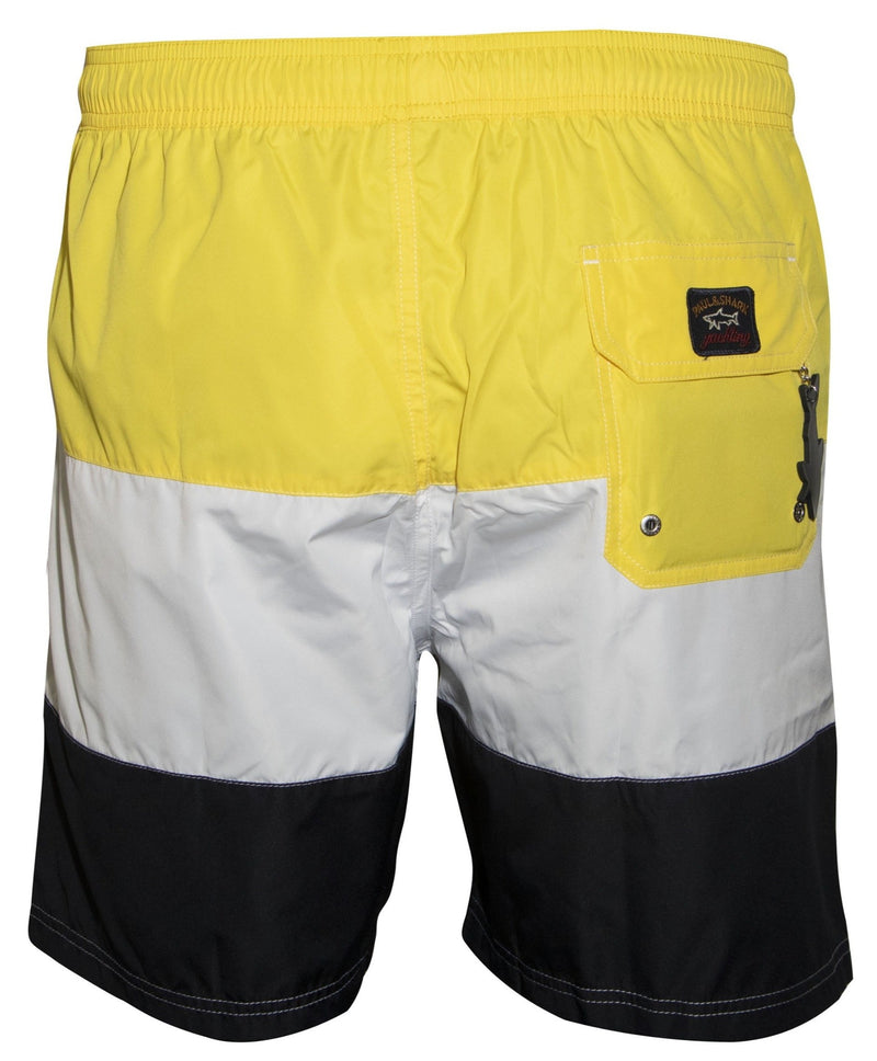 Paul & Shark mens summer beach swimwear short