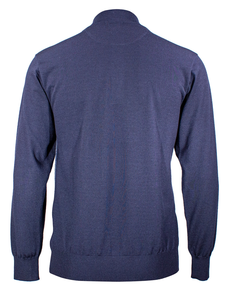 FRONT BUTTON JUMPER