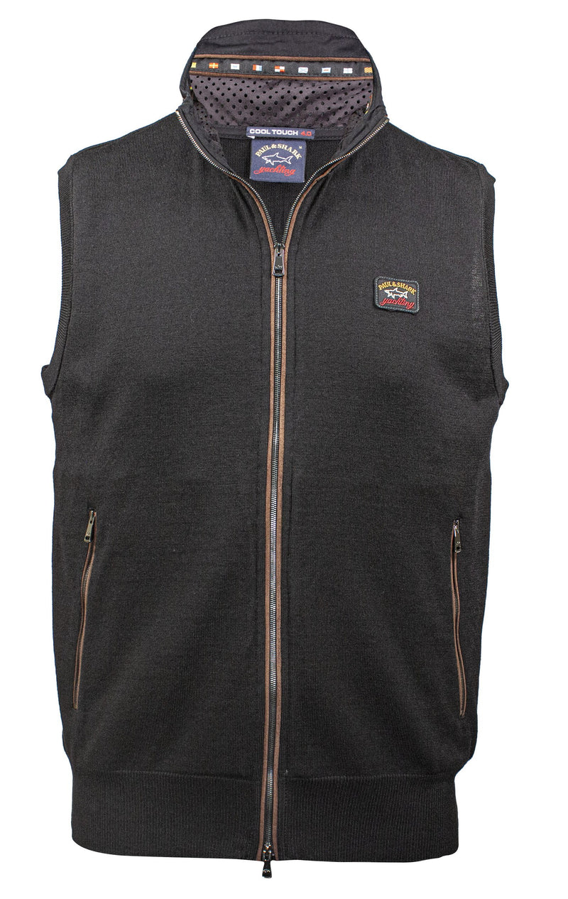 COOL TOUCH KNITTED VEST