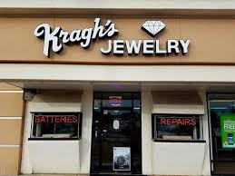 Kragh's Jewelry Store front
