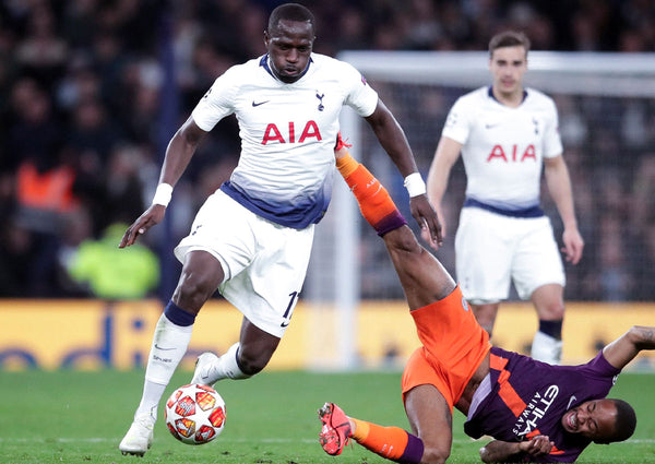 Moussa Sissoko's wearing R-ONE Grip by Ranna Sport
