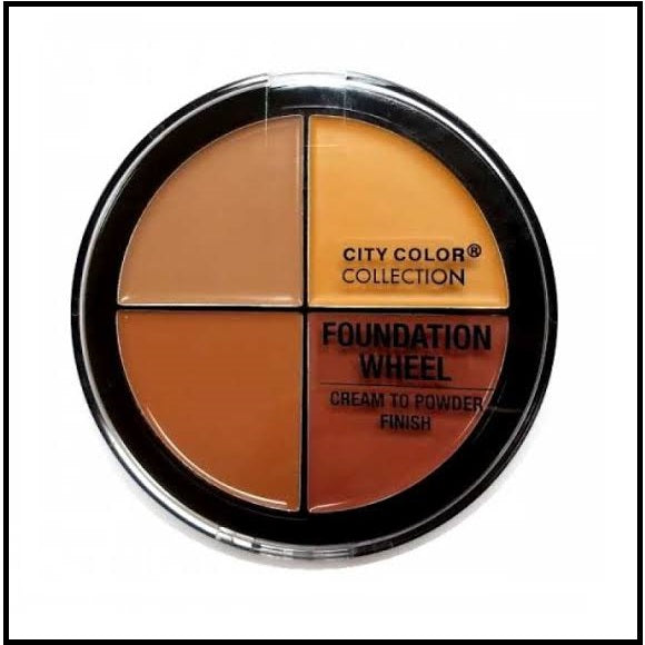 CITY COLOR Foundation Wheel