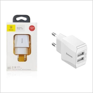 Baseus Mini Dual Usb Charger