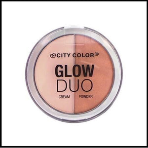 CITY COLOR Glow Duo Highlight Cream/Powder