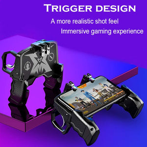 K21 Metal Mobile Game Controller for PUBG