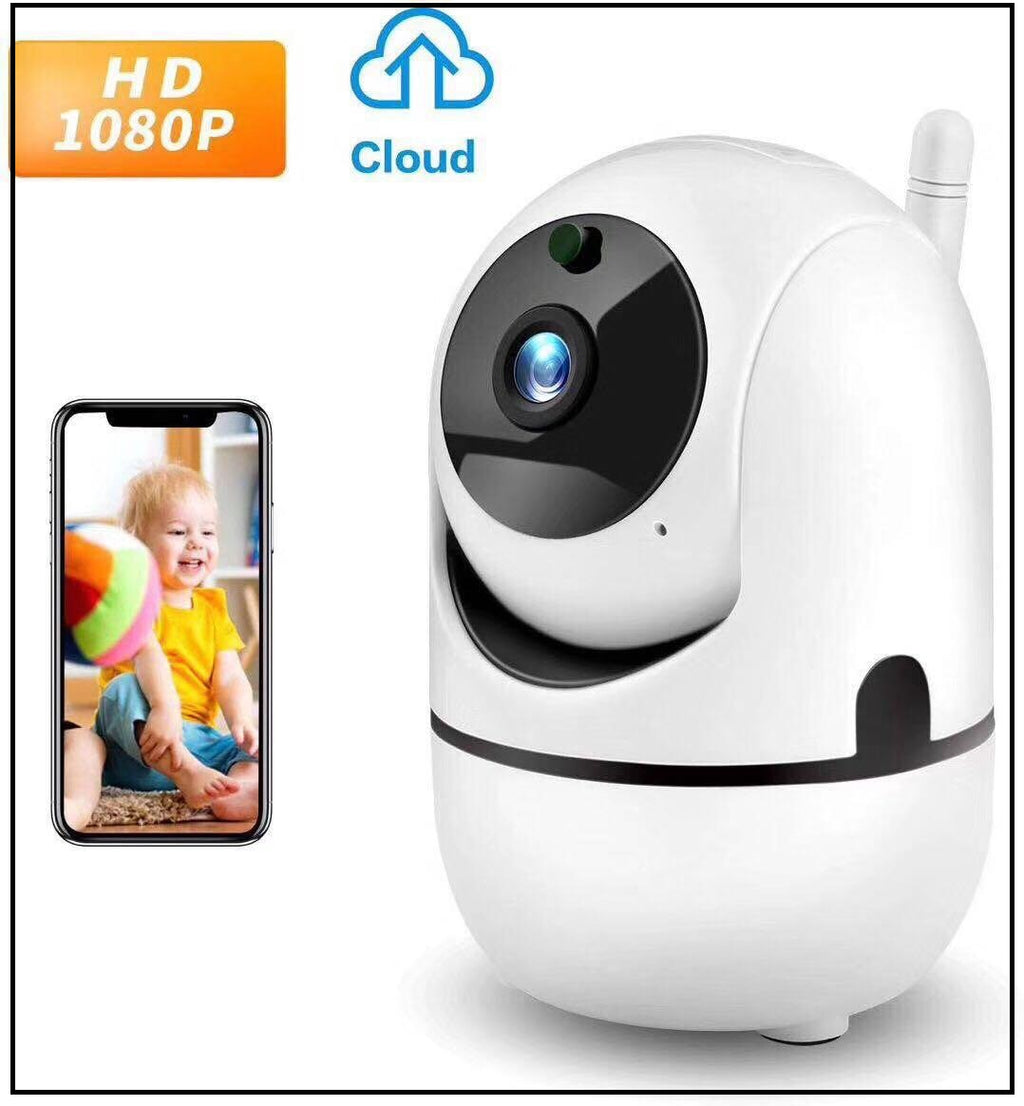 IP WIRLESS 3D TRACKING MINI CAMERA