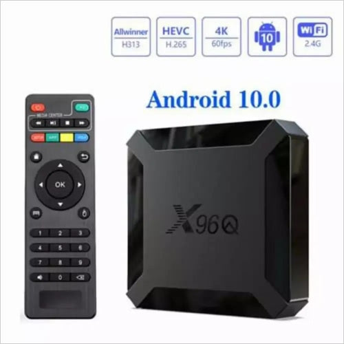 SMART ANDROID TV Box X96 Q 10v