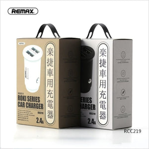 REMAX ROCKY SERIES CAR CHARGER RCC219