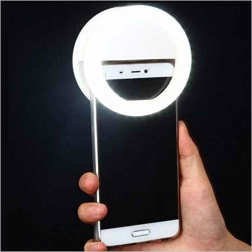 Selfie Ring Light With LED