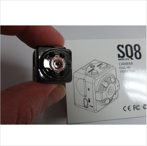 Hidden Mini Camera Sq8 Night Vision
