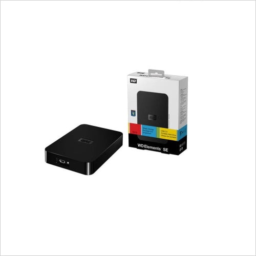 Wd 2.5'' Case Element Usb 2.0