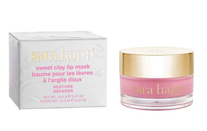 Sara Happ Sweet Clay | Lip Mask
