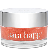 Load image into Gallery viewer, Sara Happ Sparkling Peach | The Lip Scrub