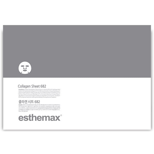 Esthemax Sheet Mask | Collagen