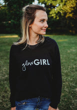 Load image into Gallery viewer, Glow Girl | Wave Wash Hooded Pullover