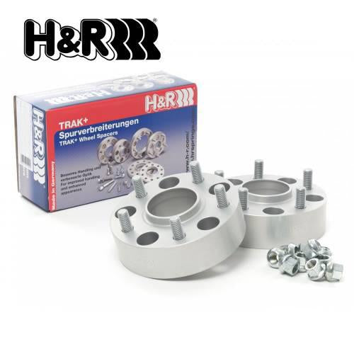 H&R TRAK+ 25MM Wheel Spacers For Range Rover Evoque