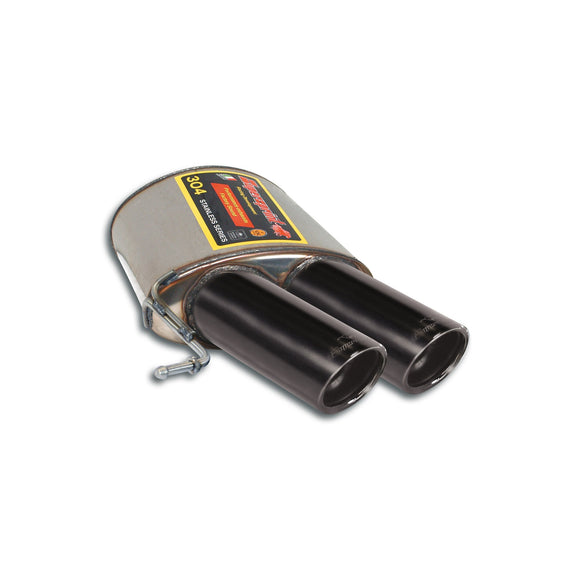 Supersprint Rear exhaust Left