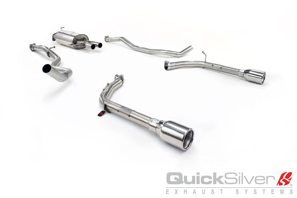 Quicksilver Exhaust For Range Rover Sport 4.4 TDV8 - Sport Exhaust System (2010 on)
