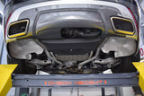 Quicksilver Exhaust For Range Rover Velar P380 Sport Rear Sections (2017 on)