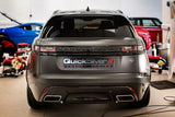 Quicksilver Exhaust For Range Rover Velar D300 Dynamic Sport Rear Sections (2017 on)