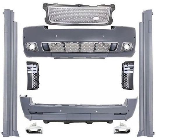 Range Rover Vouge Autobiography Style Bodykit 2009-2012