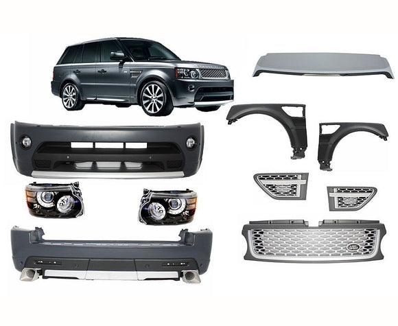 Range Rover Sport Autobiography Style Bodykit Pre Facelift 2004-2010
