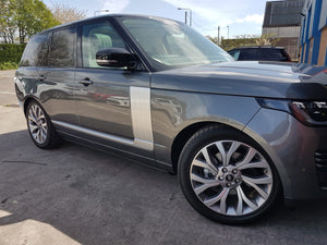 Range Rover Services Automatic Electric Power Side Steps For Land Rover Discovery 5