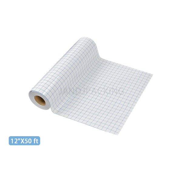 "12""x50 vinyl transfer tape roll"