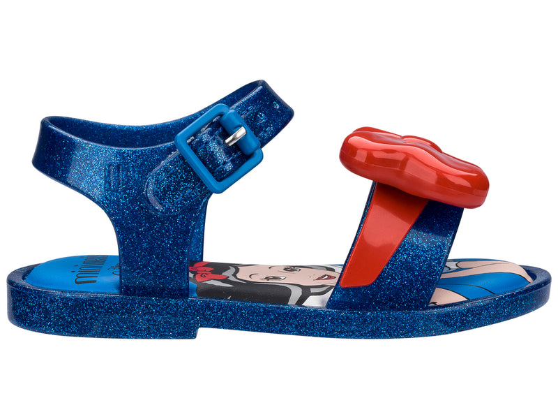 MINI MELISSA MAR SANDAL + SNOW
