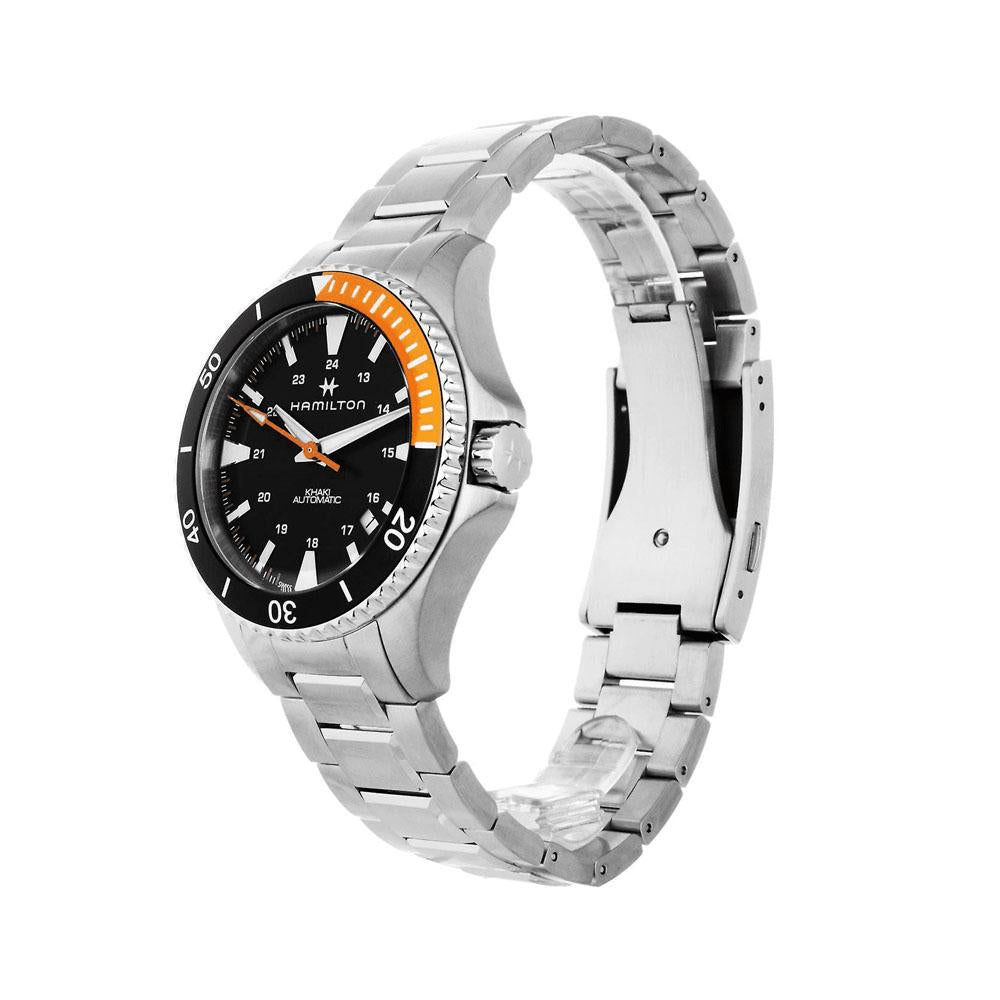 AUTOMATIC WATCH KHAKI SCUBA (6143420891292)
