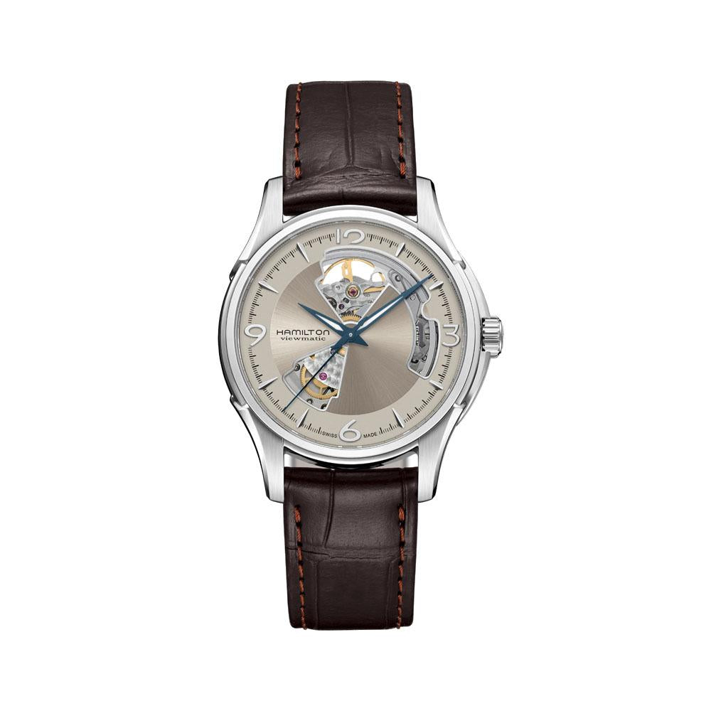 AUTOMATIC WATCH JAZZMASTER OPEN HEART (6143416664220)