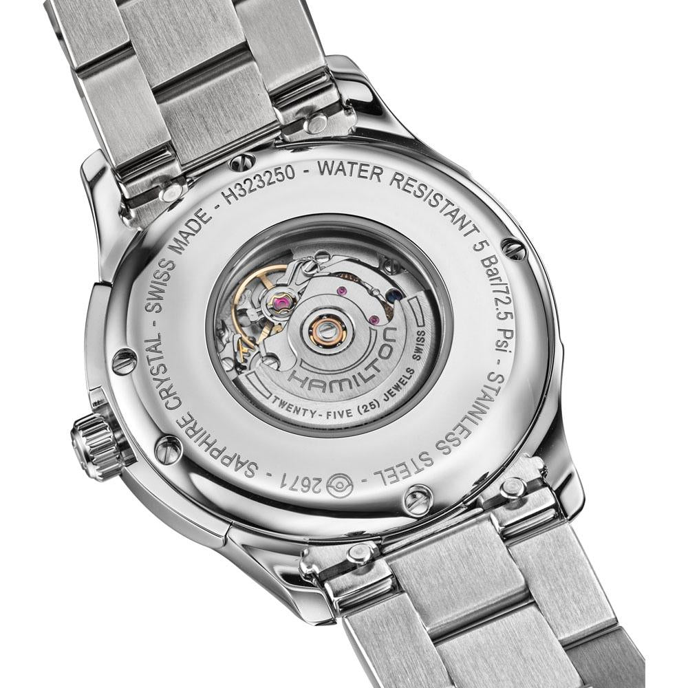 AUTOMATIC WATCH JAZZMASTER VIEWMATIC (6143417155740)