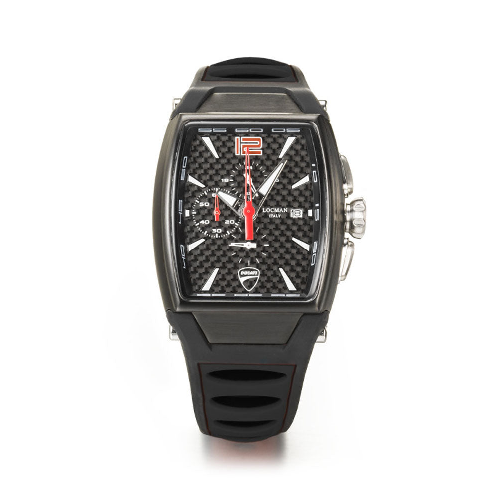 AUTOMATIC CHRONOGRAPH DUCATI TITANIUM LTD EDT 1000 (6181859033244)
